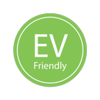 Electric Vehicle Friendly Logo